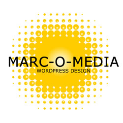 Marc-o-media Wordpress design 2020